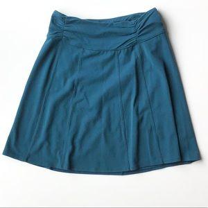 Athleta Soft Stretch Skirt in Teal